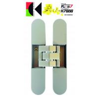 Дверная петля скрытая Krona Koblenz Kubi7 K7080