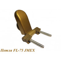 Петля FL-75 JMEX для стеклянных дверей в сауну