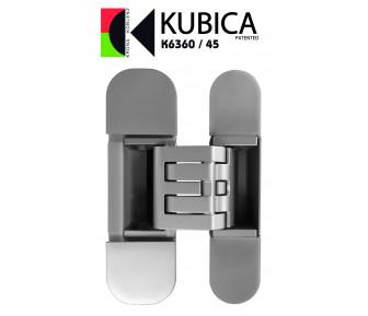 Дверная петля скрытая KronaKoblenz KUBICA Hybrid K6360/45
