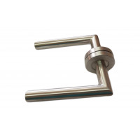 Ручка дверная INOX H-0204 (TH 112)