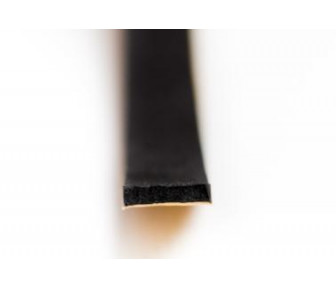 Прокладочная лента самоклеющаяся KISO 05 EPDM 3*8/5*8