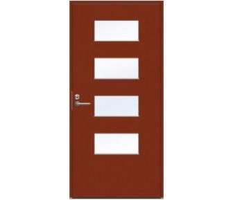 Входная дверь Jeld-Wen Character Brick