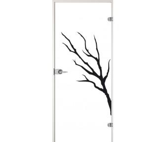 Стеклянная дверь Jeld-Wen OKSA PLUS