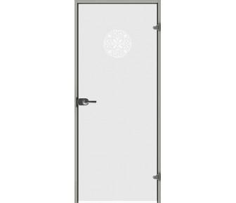 Стеклянная дверь Jeld-Wen ORNAMENT W PLUS