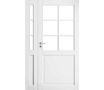 Массивная дверь Jeld-Wen 102L