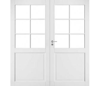 Двустворчатая дверь Jeld-Wen 102P