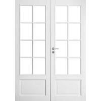 Двустворчатая дверь Jeld-Wen 104P