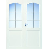 Двустворчатая дверь Jeld-Wen 111P