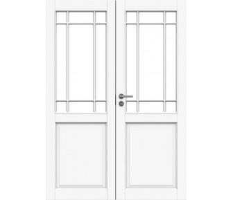 Двустворчатая дверь Jeld-Wen 131P