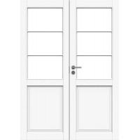 Двустворчатая дверь Jeld-Wen 132P