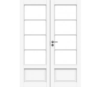 Двустворчатая дверь Jeld-Wen 133P
