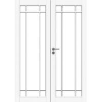 Двустворчатая дверь Jeld-Wen 134P