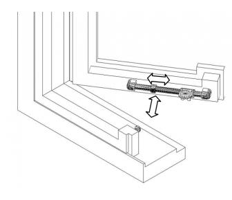 Межрамный механизм VS10