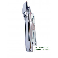 Шпингалет дверной двухсторонний Abloy DF3000+