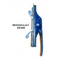 Шпингалет дверной двухсторонний DF100