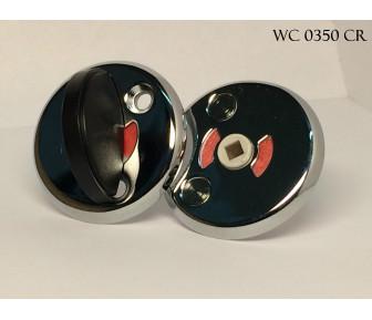 Сантехническая поворотка WC 0350 CR