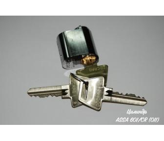 Цилиндр ASSA 601/CR (011)