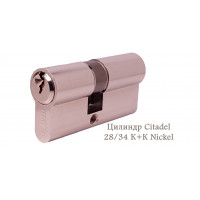 Цилиндр Citadel 28/34 К+К Nickel