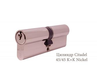 Цилиндр Citadel 45/45 К+К Nickel