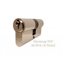 Цилиндр STS 30/30 Nickel