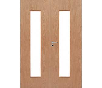 Двустворчатая дверь Jeld-Wen 420PT