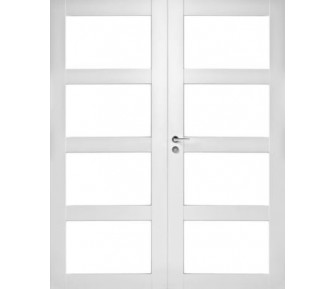 Двустворчатая дверь Jeld-Wen 308KP