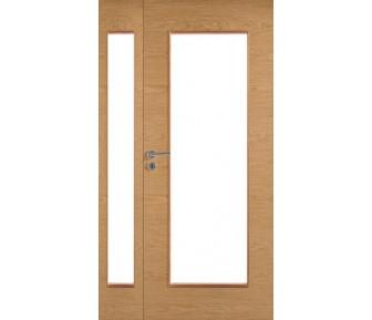 Межкомнатная дверь со створкой Jeld-Wen 410LT