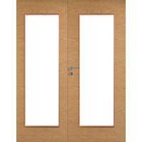 Двустворчатая дверь Jeld-Wen 410PT