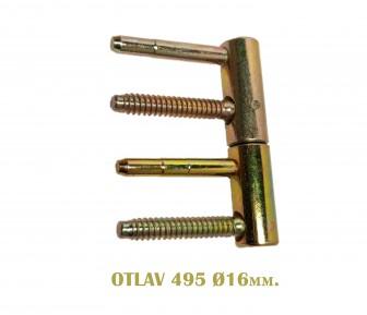 Петля Otlav 495 D16