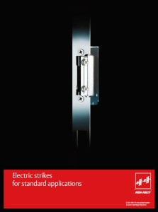 ASSA ABLOY Effeff standard electric strikes